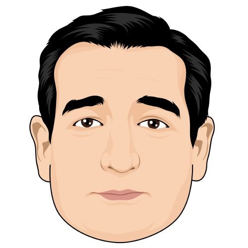 Ted Cruz, CARTOONIZED!